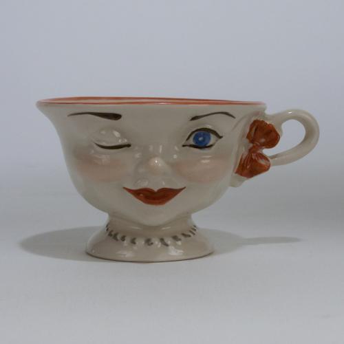 lady lipton tea cup