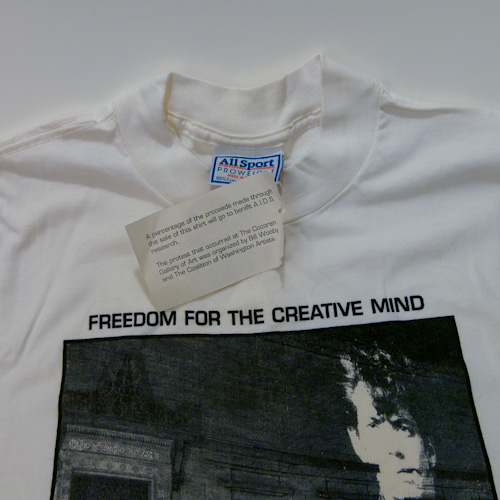 Robert Mapplethorpe: The Perfect Moment t-shirt