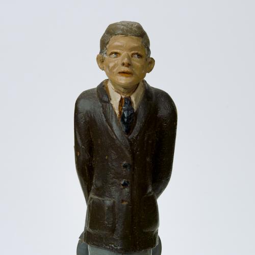 carved man