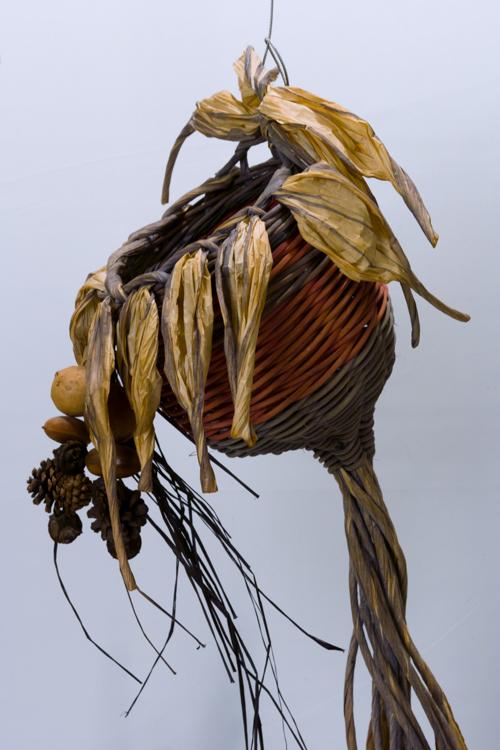 corn Basket side view