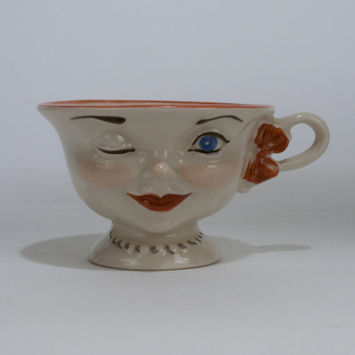 lady lipton tea cup