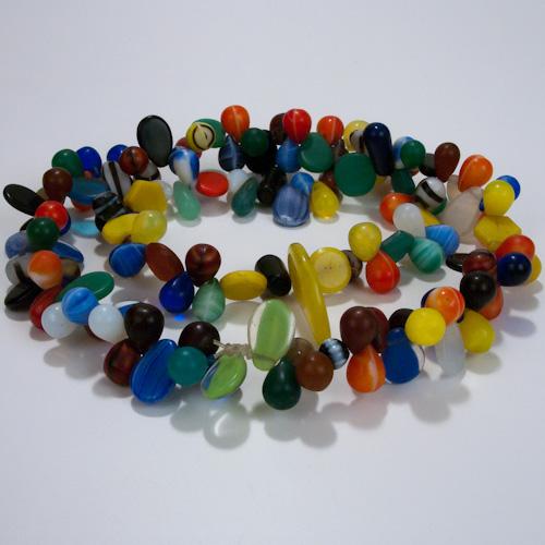 bohemian love beads