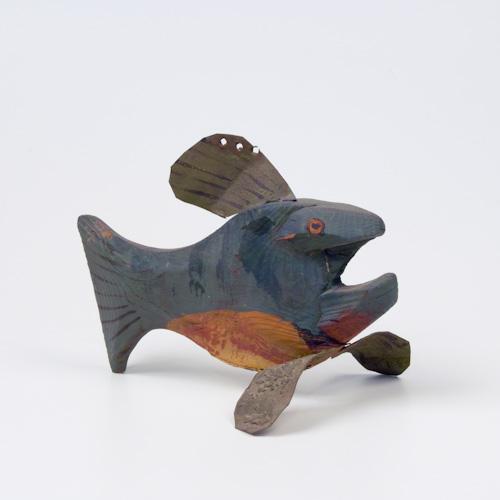 folk art bluegill
