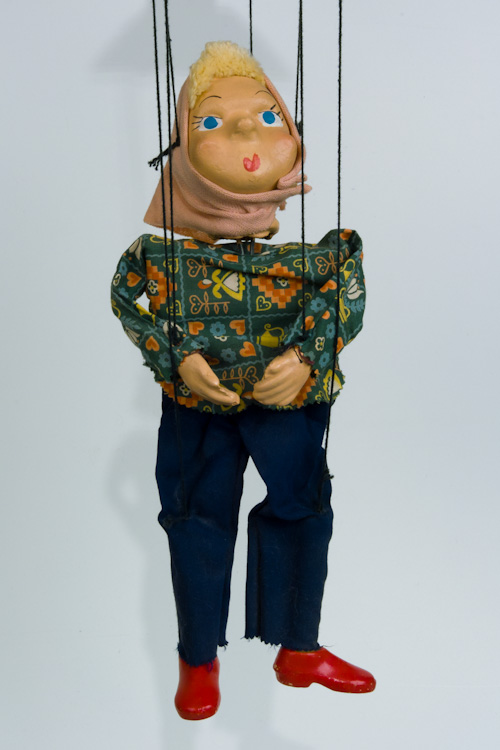 Patty the Marionette