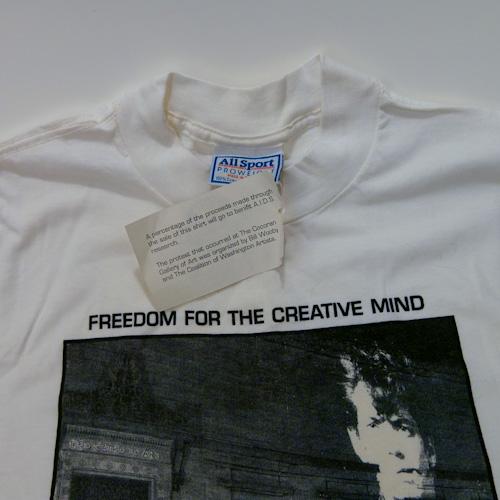 Robert Mapplethorpe: The Perfect Moment t-shirt