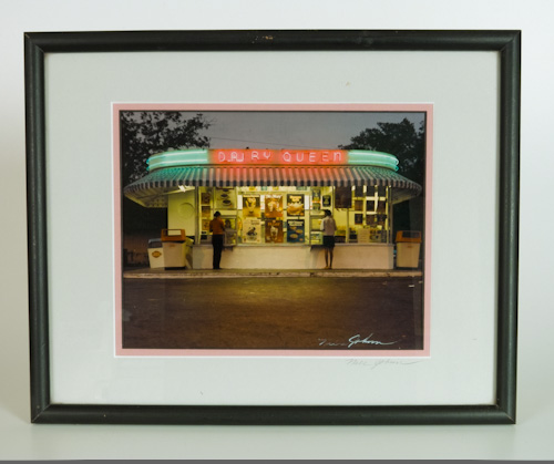 Dairy Queen photograph