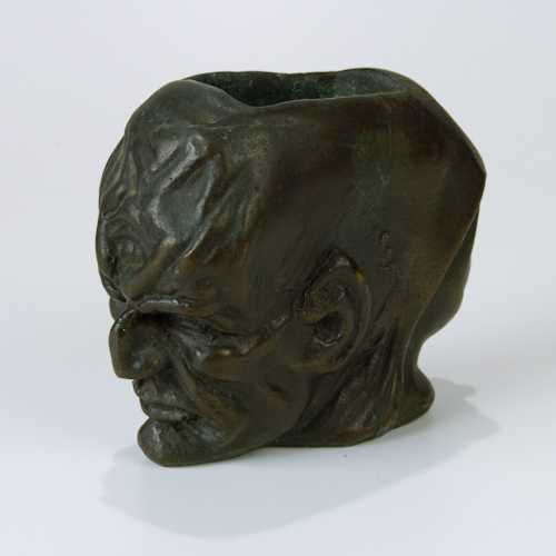 Devil and Nun Match holder